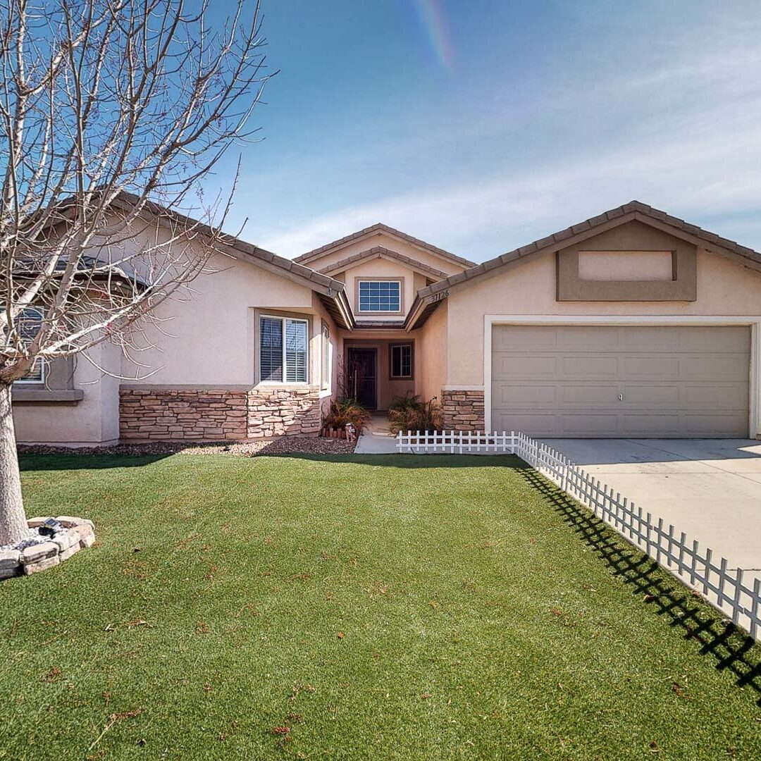 Single Family House Firethorne St. Palmdale